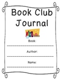 Student Book Club Journal