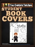 Student Book Covers Harry Potter Theme
