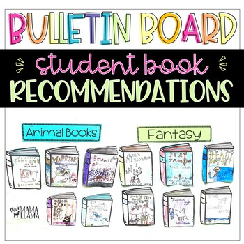 Student Book Recommendation Bulletin Board