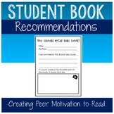 Student Book Recommendation