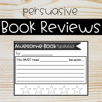 Student Book Review