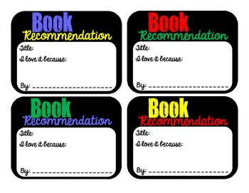 Student Book Reviews