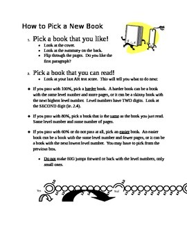 Student Book Selection Guide