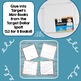 Student Book Templates with Target Mini Books