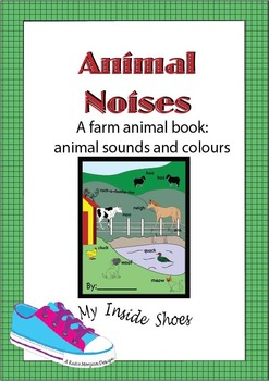 Student Book: animal noises