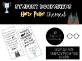 Harry Potter Quotes - Student Bookmarks