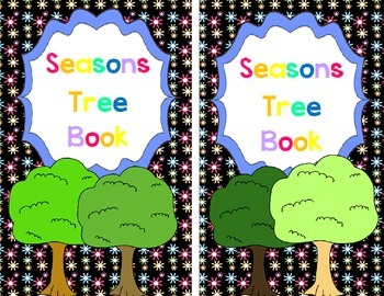 Student Books: Four Seasons Tree Book