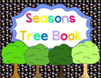 Student Books: Four Seasons Tree Book