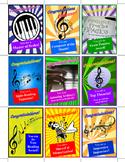 Student Bravo Cards