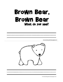Student Brown Bear Books * FREE *
