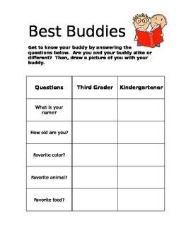 Student Buddies