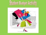 Student Budget Activity