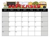 Student Calendar August 2014- July 2015