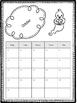 Student Calendar to Match Polka Dot Behavior Clip Chart