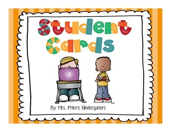 Student Cards
