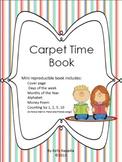 Student Carpet Book