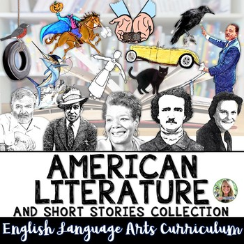 STUDENT CENTERED SECONDARY ENGLISH CURRICULUM AMERICAN LIT AND SHORT STORIES