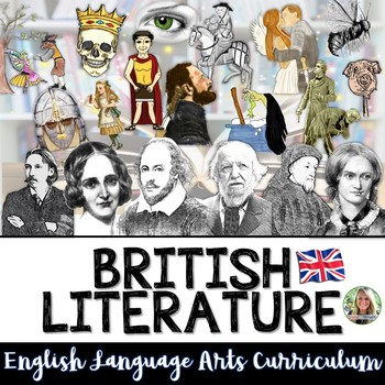 BRITISH LITERATURE ENGLISH CURRICULUM STUDENT CENTERED SECONDARY