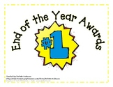 Student Certificates for the End of the Year