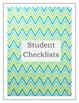 Teacher Binder: Student Checklist