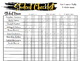 Student Checklist - Gold