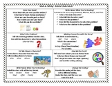 Student Choice Board - Writing About What You're Reading!
