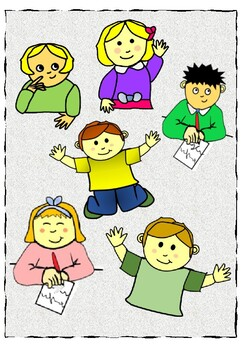 Student Clipart Set 2 - Introductory Price... BARGAIN!!