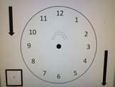 Student Clock Template