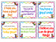 Student Compliment Cards - Kindness / Anti Bully / Charact