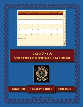 Student Conference Calendar for 2016 - 2017