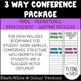 Student Conference Pack (3 Way Conference)