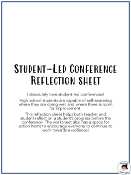 Student Conference Template