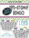 Student Constructed Ten-Frame Bingo