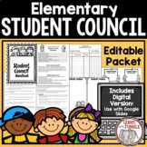 Student Council Sponsor Packet | Print and Digital