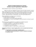Student Council Application