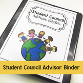 Student Council Binder for Organization