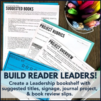 Student Council / Leadership Book Study Project