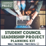 Assembly or Project Planning Guide for Student Council Leadership