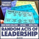 Random Acts of Kindness Leadership Challenge Game