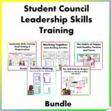Student Council Leadership Skills Training Bundle