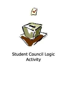 Student Council Logic Activity