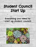 Student Council Start Up