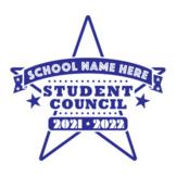 Student Council T-Shirt Design (customizable)