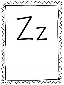 Student Created ABC Chart