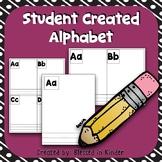 Student Created Alphabet