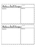 Student Created Bell Ringer