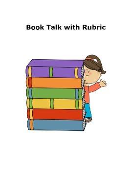 Student Created Book Talks!