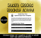 Student Created Digital Breakout Activity