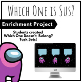 Student Created WODB Project Which One is Sus? Enrichment