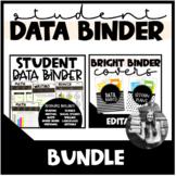 Student Data Binder BUNDLE